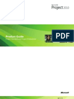 Project Standard and Project Professional 2010 Product Guide