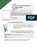 GUÍA  COMPRENSIÓN LECTORA  5°
