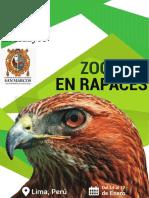 Curso de Zoocria en Rapaces
