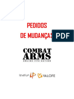 Memorial mudanças Combat Arms- LUG