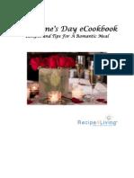 Valentine's Day eCookbook