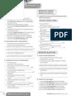 Achievers B1 Grammar Worksheet Support Unit 5