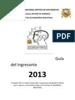 GUIA ESTUDIANTES2013