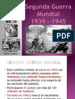 Segunda Guerra Mundial 5to Sec.