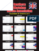 SSKA Calendar 2011