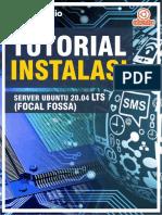 Tutorial Instalasi Server Ubuntu 20