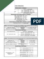 Química - Tabela2 - Nomenclatura Inorgânica