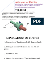 PPT_Unit2_Design of Cotter Joints