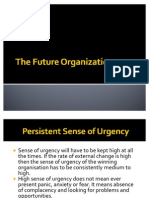Organizations of the Future