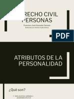 11. Atributos de La Personalidad - Nombre - Patrimonio (1)