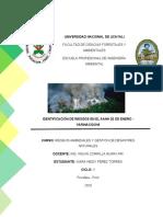INFORME DE RIESGOS -KIARA PÉREZ