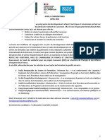 APPEL A CANDIDATURES FSPI - Avril 2021 à diffuser