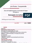 Curso Lingua Portuguesa Leitura 1