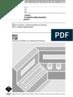 CMS-CE Standards of Manufacturer Doc CEI en 60204-1