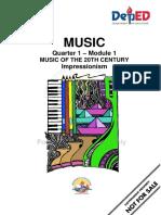 G10 Q1 Music Module 1