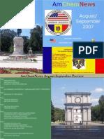 AmChamNews Moldova August/September 2007