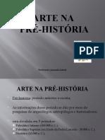 Arte na Pré-história