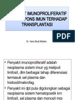 Penyakit Imunoproliferatif 2018