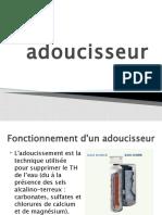 asoucisseur presentation