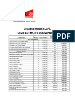 A Madina Infotech SUARL