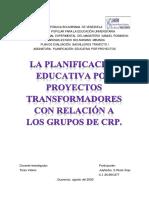 Proyecto CRP
