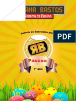 1ºano - Bateria de Pascoa
