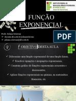 1.0 Funcao Exponencial 2019