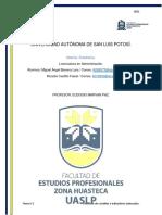 4.3 SELECCIÓN DE VARIABLES E INDICADORES ADECUADOS