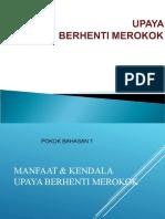 UPAYA BERHENTI MEROKOK_ 20 Feb 2018