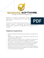 manual sicomaq