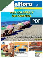 Diario La Hora Loja 31 de marzo 2021