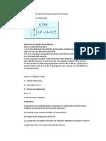 Tamaño Adecuado de muestra para proporcion muestral