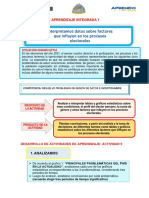 5° FICHA DE ACTIVIDAD  MATEAMATICA