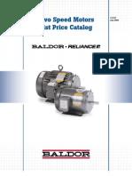[BALDOR]_CA509_2-Speed_Motor_Prices_Jul_2009