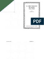 1972-252 Pag-Giuseppe Tucci - Il Libro Tibetano Dei Morti-UTET