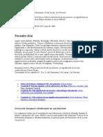 AAVV - Contribución al Seminario Teórico, Clínica estructural de las psicosis (C 9,10,y11 del S3)