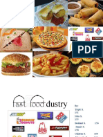 Fast Food Industry