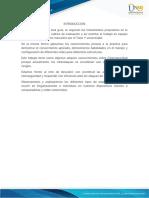 INTRODUCCION PASO 4 COLABORATIVO