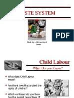 child labour (PPTminimizer)