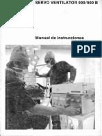 1-Siemens Servo 900A-900 B Manual de Uso