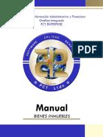Manual Bienes Inmuebles