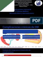 Complicaciones Crónicas DM