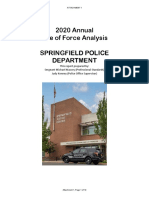 2020 SPD Use of Force Report