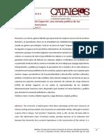 Crónicas de Martín Caparrós Una Mirada Política de Las