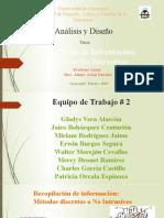 RECOPILACION DE INFORMACION METODOS NO INTRUSIVOS