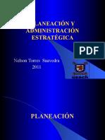 Planeación y Administración Estratégica