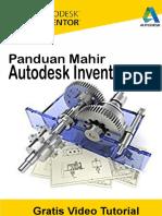 Mahir Autodesk Inventor 2016