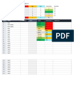 IC Project Risk Template PT 57012