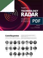Technology Radar Vol 23 Es
