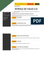 Planilha de Controle de Vales 3.0 - DEMO